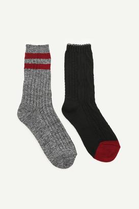 Ardene Pack of Cabin Socks