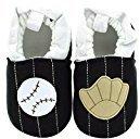 Binmer(TM) Baby Girls Boys Cloth Shoes Sneaker Anti-slip Soft Sole Toddler (12~18 Month, Black)
