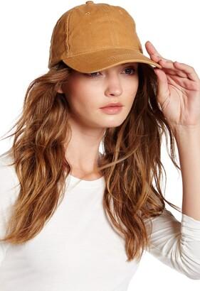 San Diego Hat Washed Baseball Cap