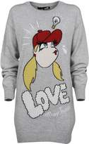 Love Moschino Moschino Love Print Dress