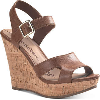 American Rag Rochelle Platform Wedge Sandals, Women Shoes