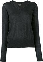Isabel Marant v-neck sweater - women - Silk/Cashmere - 38
