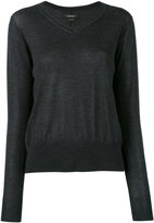Isabel Marant v-neck sweater - women - Silk/Cashmere - 40
