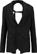 Joseph Cutout linen-blend jacket