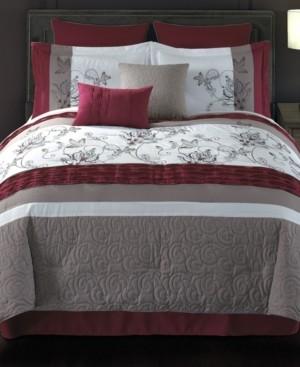 Riverbrook Home Ellie 8 Pc King Comforter Set Bedding