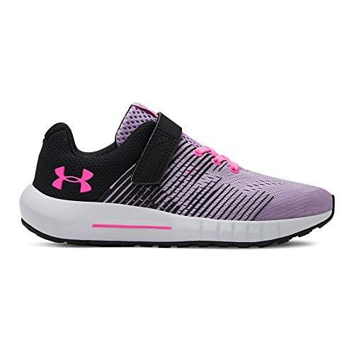 new style 2a6a6 e363b Under Armour Black Girls' Shoes - ShopStyle