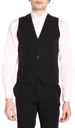 Daniele Alessandrini Suit Vest Men