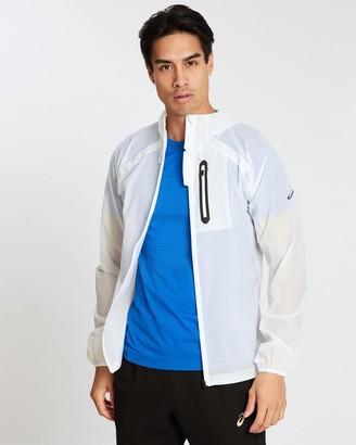 Asics Metarun Waterproof Jacket - Men's