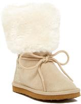 Carter's Carter&s Uri Faux Fur Trimmed Boot (Toddler & Little Kid)