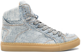 MM6 MAISON MARGIELA Hi Top Sneaker