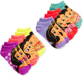 Disney 6-Pk. Elena of Avalor No-Show Ankle Socks, Little Girls (4-6X)