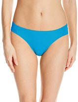 Bikini Lab Women's Solid Solutions Scrunch Hipster Bottom