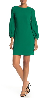 Trina Turk Passion 2 Balloon Sleeve Mini Dress