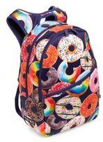 Terez Donut-Print Backpack