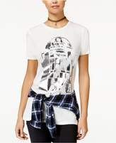 Mighty Fine Juniors' R2-D2 Graphic T-Shirt