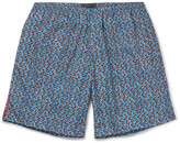 Prada Mid-Length Printed Swim Shorts