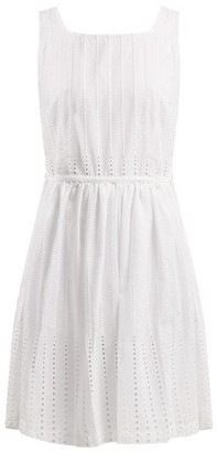 Le Sirenuse Le Sirenuse, Positano - Audrie Broderie Anglaise Dress - Womens - White