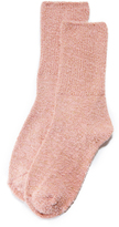 Free People Cece Shimmer Socks