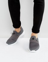 Brave Soul Rail Slip On Trainers