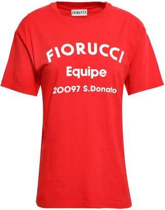 Fiorucci Printed Cotton-jersey T-shirt