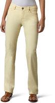 Christopher Blue Madison Straight-Leg Twill Pants