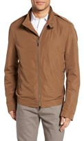 BOSS Men's Cael Zip Front Jacket
