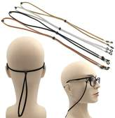 Kalevel Leather Eyeglass Holder Eyeglass Chain Eyeglass Strap Retainer Lanyard