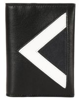 Neil Barrett Multicolor Modenist Card Holder