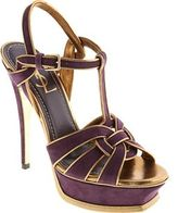 Tribute Sandal- Purple