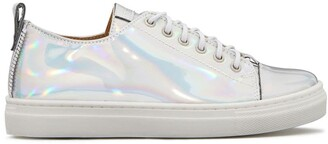 Giuseppe Junior Low Top Holographic Sneakers
