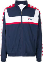 Fila logo zipped jacket