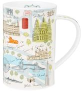 Harrods London Map Mug