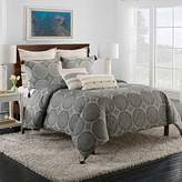 Cupcakes And Cashmere Dotted Medallion Duvet Cover, Full/Queen
