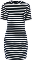 Alexander Wang striped dress - women - Cotton/Polyester - XS