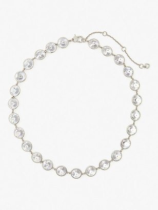 Kate Spade Sparkling Chandelier Short Necklace