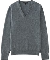 Uniqlo Women's Cashmere V-Neck Sweater