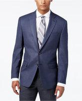 Lauren Ralph Lauren Men's Classic-Fit Blue Houndstooth Sport Coat