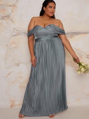 Chi Chi London Curve Lauren Bridesmaid Dress