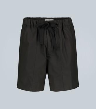 J.W.Anderson Wide-leg cotton shorts