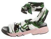 Christian Dior Brooklyn Flat Sandals w/ Tags