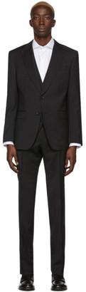BOSS Black Three-Piece Pinstripe Helward5 and Genius5 Suit
