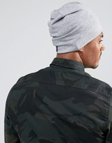 G Star G-Star Daber Beanie Hat In Gray