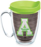Tervis Appalachian State University Mountaineers 15 oz. Emblem Mug with Lid in Neon Green