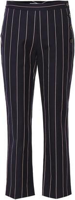 Victoria Victoria Beckham Cropped cotton pants