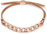 Fossil Glitz Curb Chain Starter Bracelet