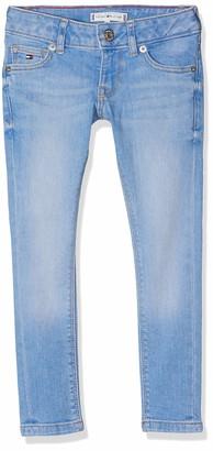 Tommy Hilfiger Girl's Sophie Skinny Avbbst Jeans