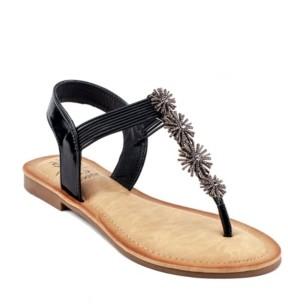 GC Shoes Carlie Flat Sandal Women's Shoes