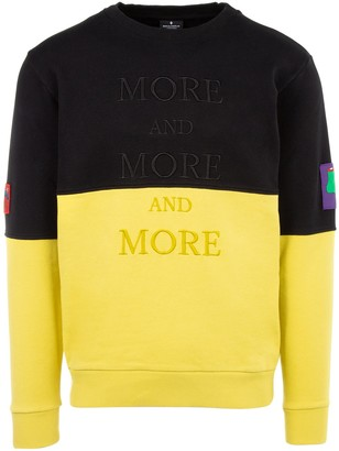 Marcelo Burlon County of Milan Contrast Colour Sweatshirt