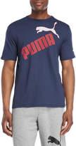 Puma Tilted Logo Tee