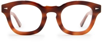 AHLEM Le Marais Optic Brown Turtle Glasses
